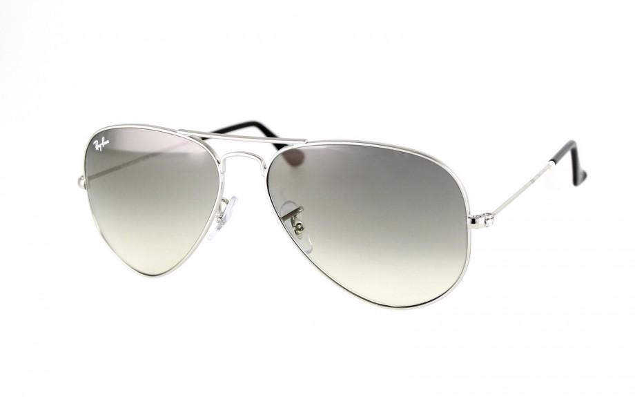 ray ban sonnenbrille aviator größen